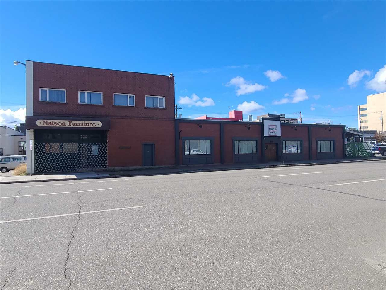 Main Photo: 1375 2ND Avenue in Prince George: Downtown PG Office for sale (PG City Central (Zone 72))  : MLS®# C8033893