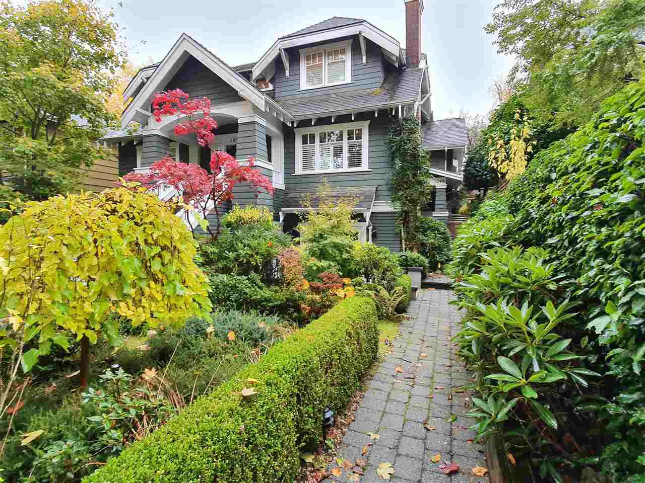 Main Photo: 1848 W 13TH Avenue in Vancouver: Kitsilano 1/2 Duplex for sale (Vancouver West)  : MLS®# R2517496