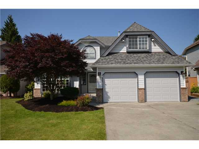 """Main Photo: 1256 NUGGET Street in Port Coquitlam: Citadel PQ House for sale in """"CITADEL"""" : MLS®# V961787"""