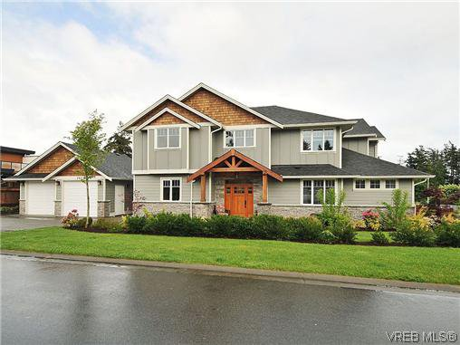 Main Photo: 782 Ironwood Pl in VICTORIA: SE Cordova Bay Single Family Detached for sale (Saanich East)  : MLS®# 640523