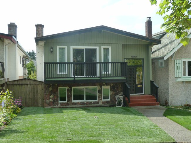 Main Photo: 3530 West 31st Avenue in Vancouver: Dunbar Home for sale ()  : MLS®# V908096