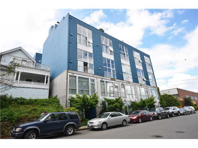 """Main Photo: 309 228 E 4TH Avenue in Vancouver: Mount Pleasant VE Condo for sale in """"WATERSHED"""" (Vancouver East)  : MLS®# V1014119"""
