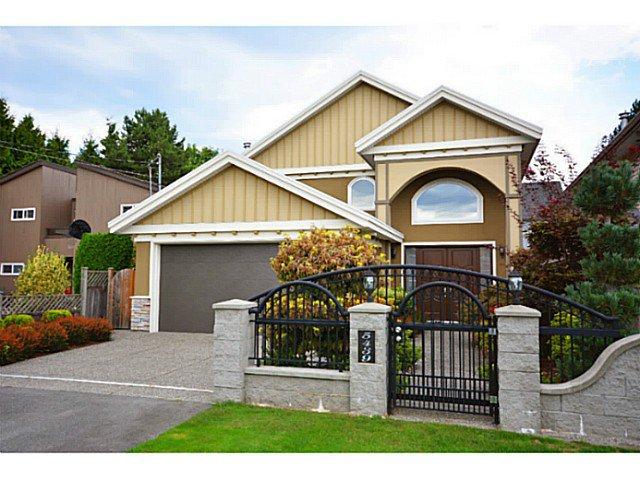 Main Photo: 5439 WALTON Road in Richmond: Riverdale RI House for sale : MLS®# V1024675