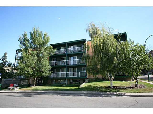 Main Photo: 402 2140 17A Street SW in CALGARY: Bankview Condo for sale (Calgary)  : MLS®# C3584338