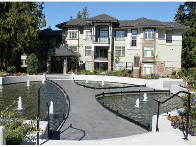 "Main Photo: 309 15155 36TH Avenue in Surrey: Morgan Creek Condo for sale in ""EDGEWATER"" (South Surrey White Rock)  : MLS®# F1421735"