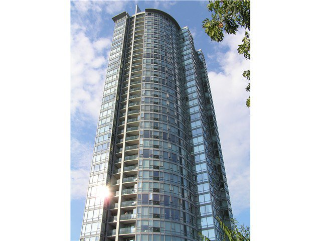Photo 2: Photos: # 2702 1033 MARINASIDE CR in Vancouver: Yaletown Condo for sale (Vancouver West)  : MLS®# V1088112