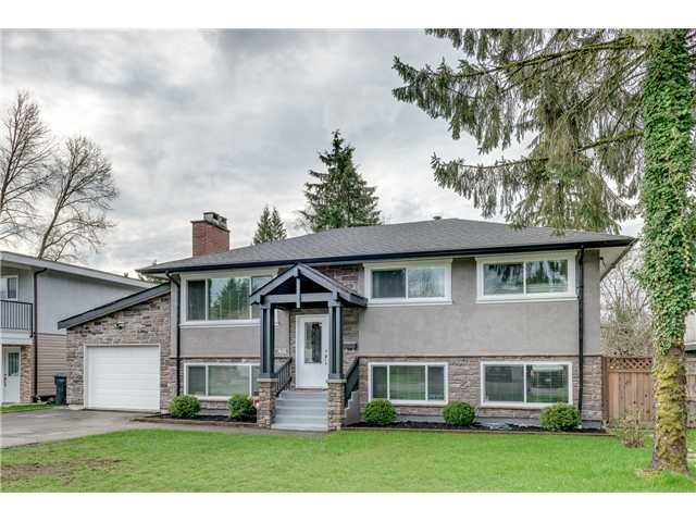 Main Photo: 1632 ROBERTSON AV in Port Coquitlam: Glenwood PQ House for sale : MLS®# V1112767