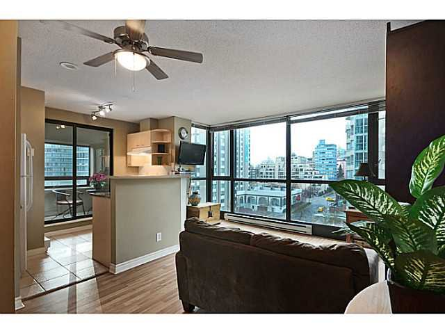 Main Photo: 1010-1331 Alberni Street in Vancouver: West End VW Condo for sale (Vancouver West)  : MLS®# V1108894
