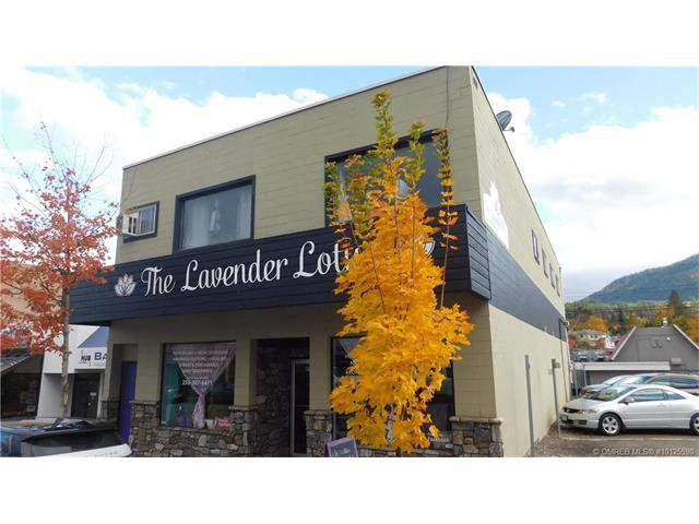 Main Photo: 140 Hudson Avenue in Salmon Arm: DOWNTOWN CORE Industrial for sale : MLS®# 10125590