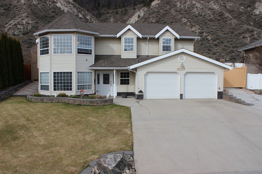 Photo 1: Photos: 3517 Navatanee Drive in Kamloops: South Thompson Valley House for sale : MLS®# 139567