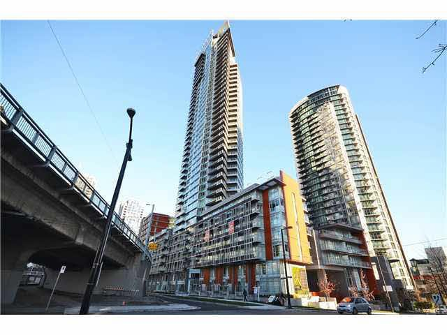 Main Photo: 618 1372 SEYMOUR STREET in : Downtown VW Condo for sale : MLS®# V1038599