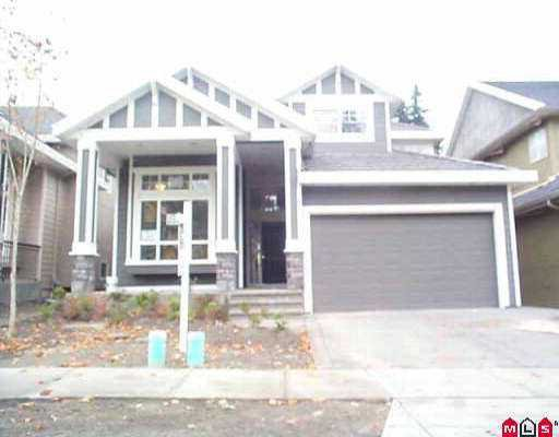 """Main Photo: 3561 150A ST in Surrey: Morgan Creek House for sale in """"WEST ROSEMARY HEIGHTS"""" (South Surrey White Rock)  : MLS®# F2520612"""