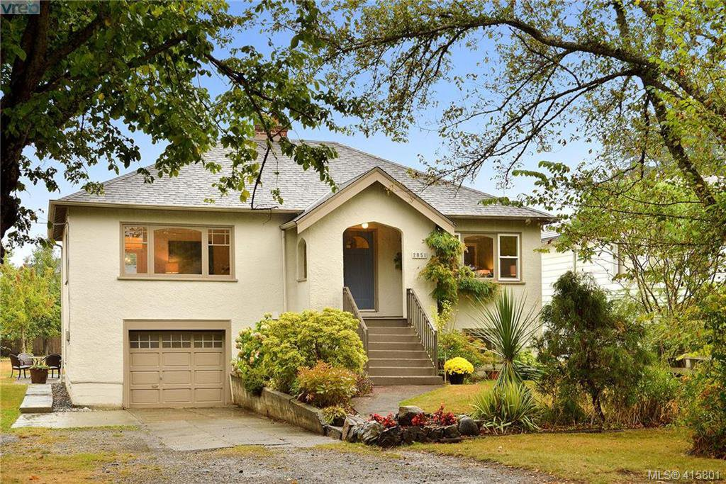 Main Photo: 2851 Colquitz Ave in VICTORIA: SW Gorge House for sale (Saanich West)  : MLS®# 824764