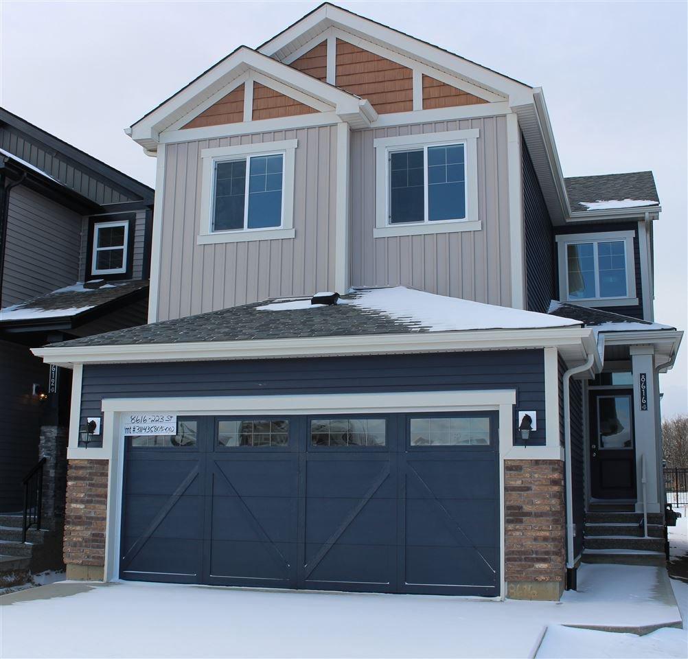 Main Photo: 8616 223 Street in Edmonton: Zone 58 House for sale : MLS®# E4178907