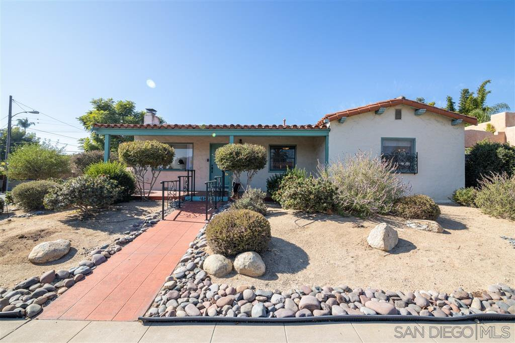 Main Photo: KENSINGTON House for sale : 3 bedrooms : 4804 Biona Drive in San Diego