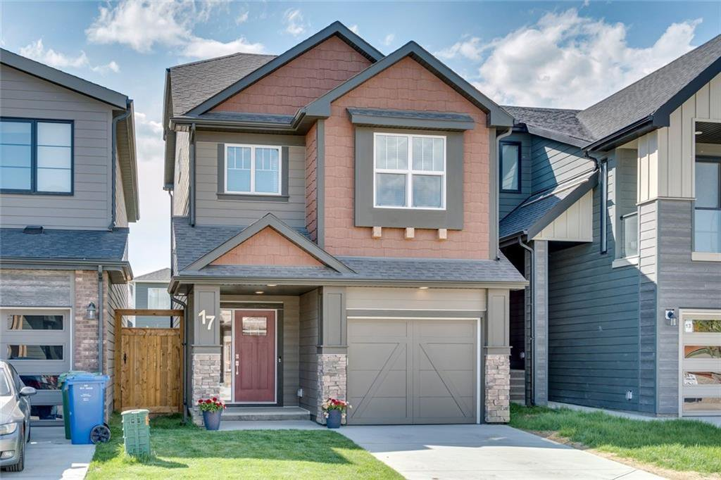 Main Photo: 17 CRANBROOK Close SE in Calgary: Cranston Detached for sale : MLS®# C4300618