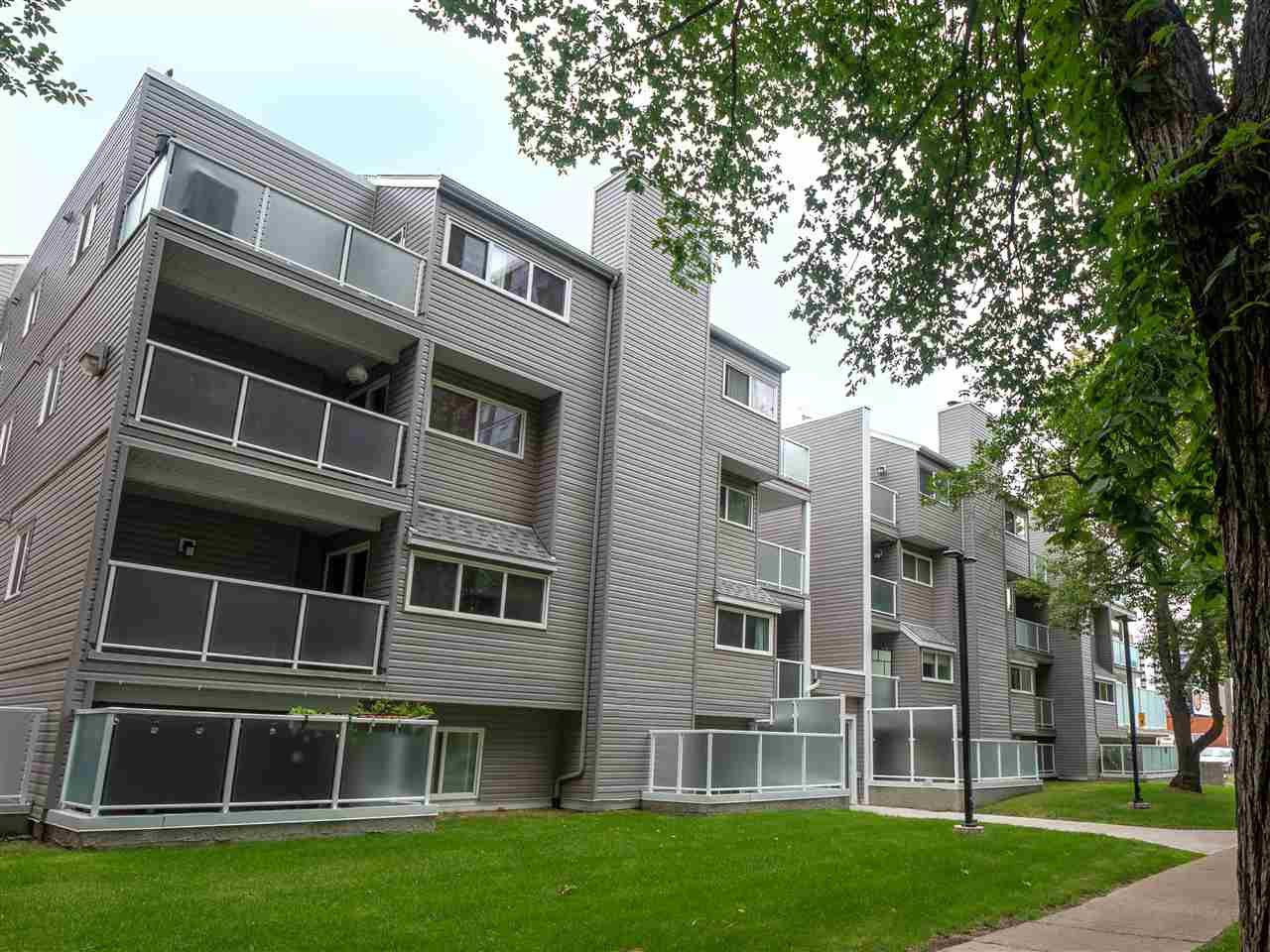 Main Photo: 101 10139 117 Street in Edmonton: Zone 12 Condo for sale : MLS®# E4209206