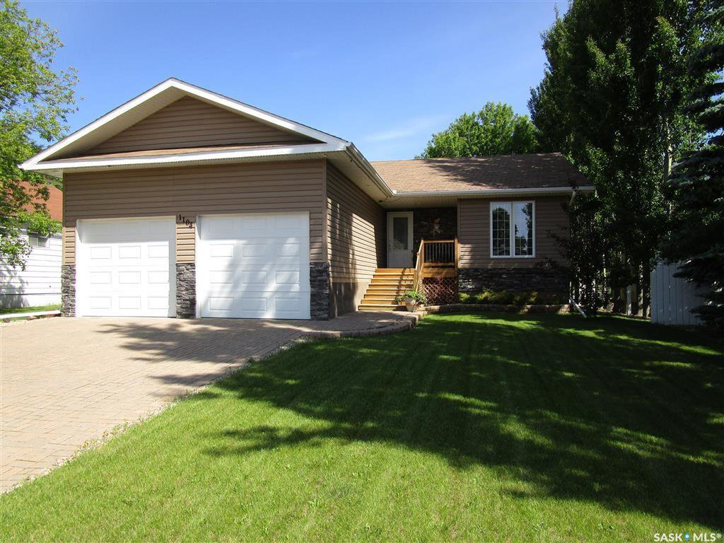 Main Photo: 1104 109th Avenue in Tisdale: Residential for sale : MLS®# SK826140