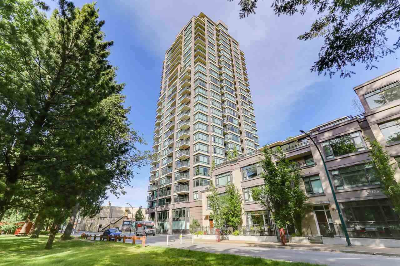 Main Photo: 2203 2789 SHAUGHNESSY STREET in Port Coquitlam: Central Pt Coquitlam Condo for sale : MLS®# R2460914