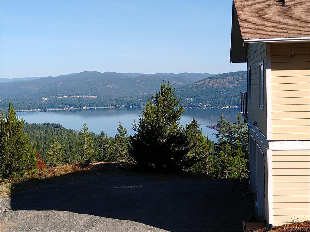 Main Photo: 5347 Mt. Matheson Rd in : Sk East Sooke House for sale (Sooke)  : MLS®# 857037