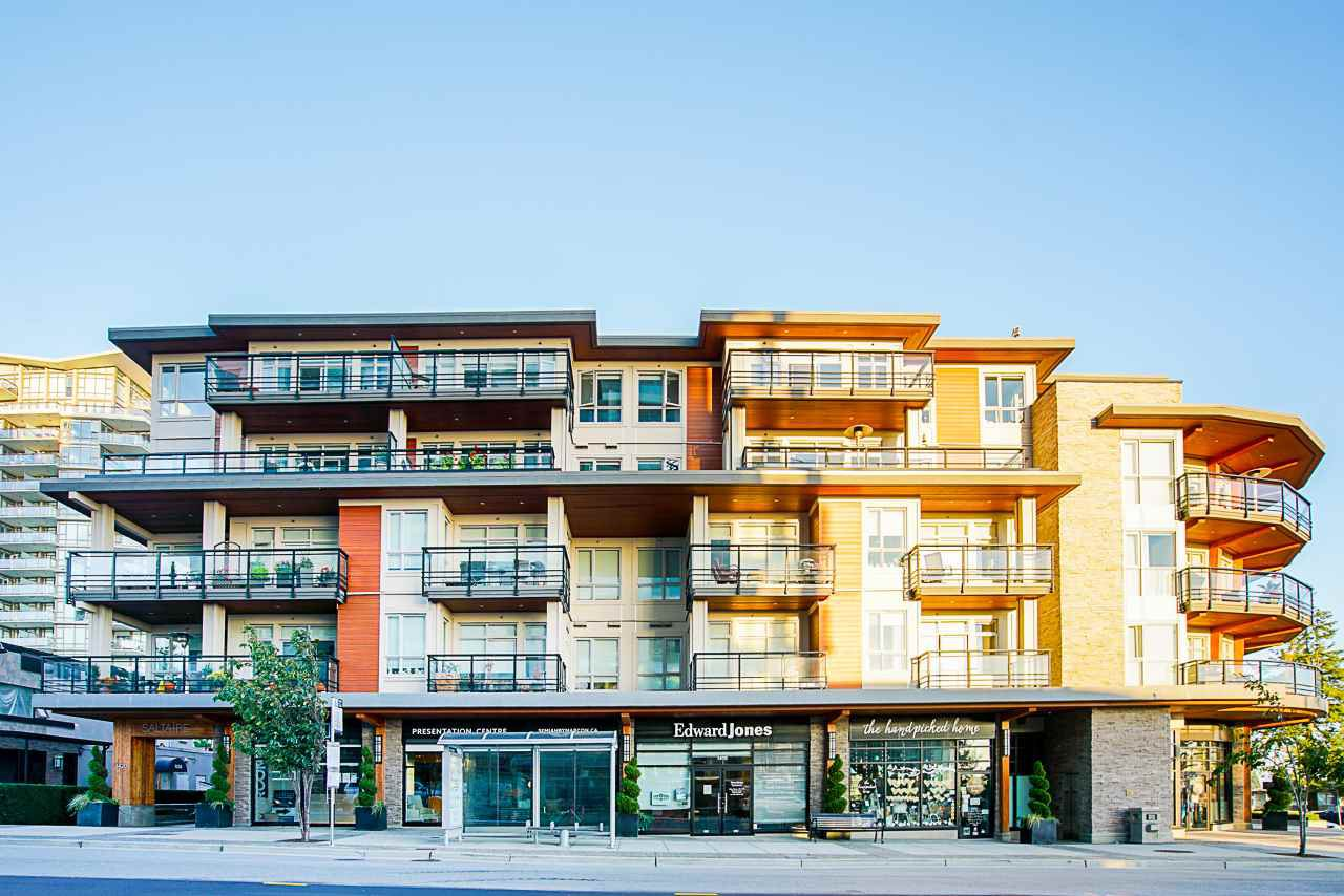 "Main Photo: 405 1420 JOHNSTON Road: White Rock Condo for sale in ""Saltaire"" (South Surrey White Rock)  : MLS®# R2505257"