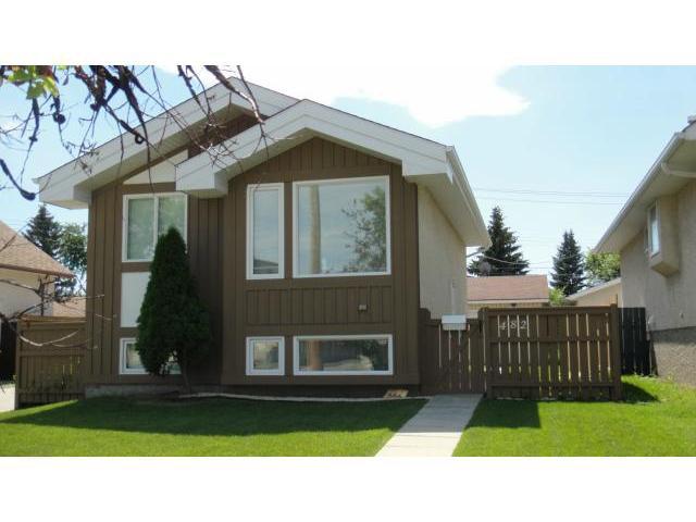 Main Photo: 482 Springfield Road in WINNIPEG: North Kildonan Residential for sale (North East Winnipeg)  : MLS®# 1216324