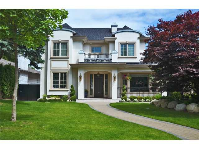 Main Photo: 6908 FREMLIN Street in Vancouver: South Cambie House for sale (Vancouver West)  : MLS®# V1016443