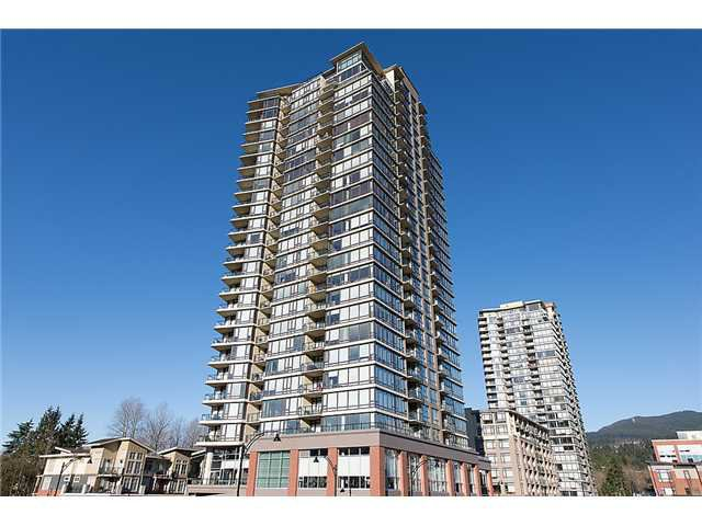 Main Photo: # 2204 400 CAPILANO RD in Port Moody: Port Moody Centre Condo for sale : MLS®# V1029024