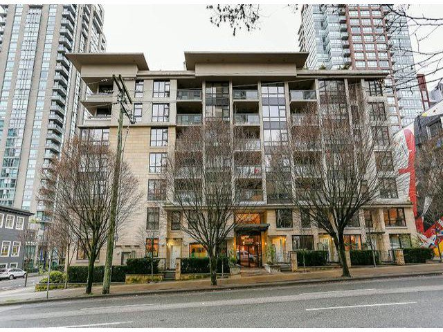 Main Photo: 402 538 Smithe Street in Vancouver: Downtown VW Condo for sale (Vancouver West)  : MLS®# v1040432