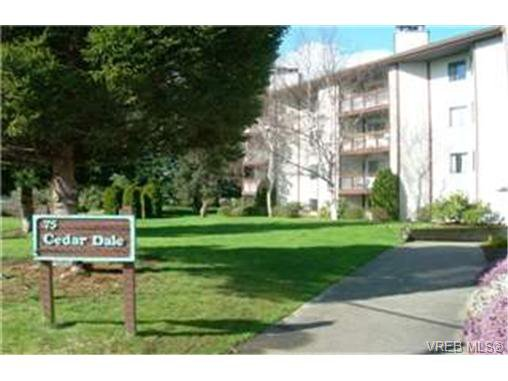 Main Photo:  in VICTORIA: SW Gorge Condo Apartment for sale (Saanich West)  : MLS®# 430758