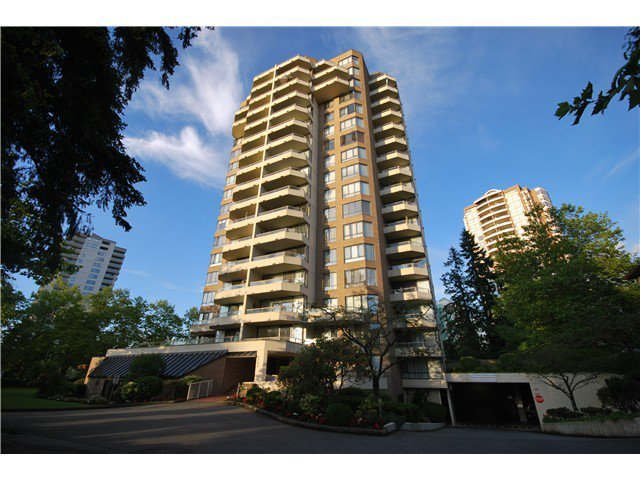 "Main Photo: 606 5790 PATTERSON Avenue in Burnaby: Metrotown Condo for sale in ""THE REGENT"" (Burnaby South)  : MLS®# V1073097"