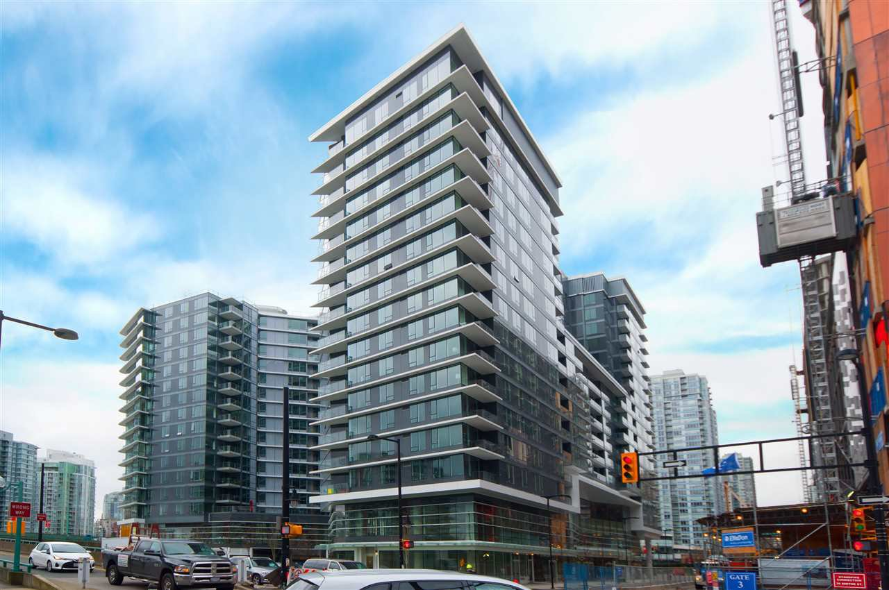 Photo 2: Photos: 1111 68 SMITHE STREET in Vancouver: Yaletown Condo for sale (Vancouver West)  : MLS®# R2128833