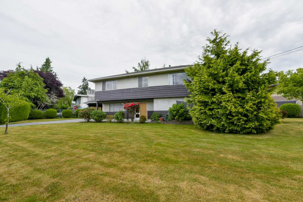 Main Photo: 5046 N WHITWORTH CRESCENT in Delta: Ladner Elementary House for sale (Ladner)  : MLS®# R2278535