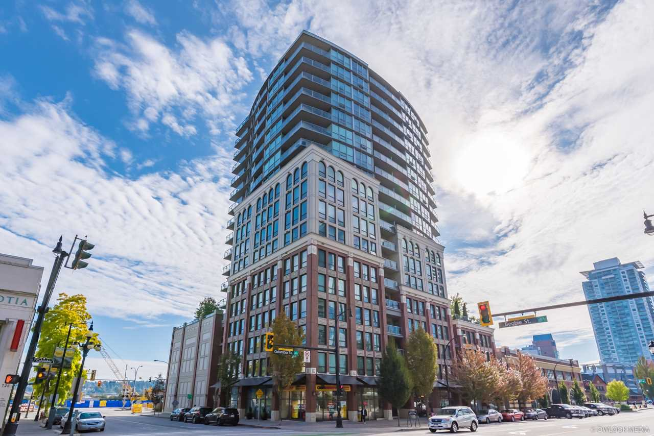 """Main Photo: 403 14 BEGBIE Street in New Westminster: Quay Condo for sale in """"INTERURBAN"""" : MLS®# R2410360"""
