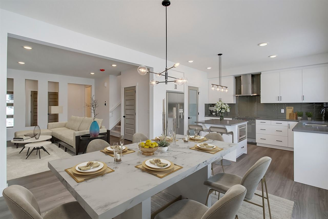 Main Photo: 216 Cavanagh Common in Edmonton: Zone 55 House for sale : MLS®# E4188483