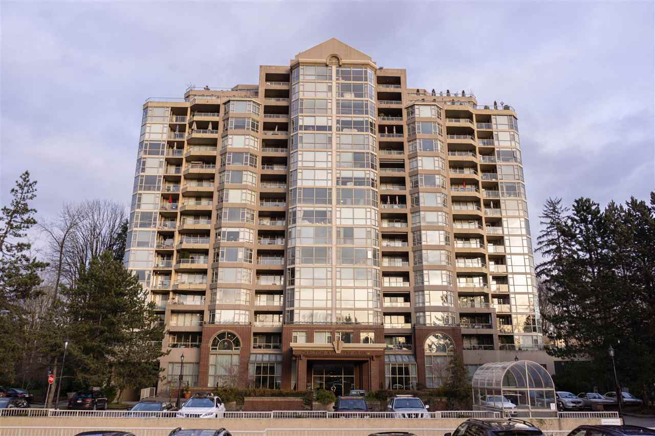 """Main Photo: 903 1327 E KEITH Road in North Vancouver: Lynnmour Condo for sale in """"Carlton at the Club"""" : MLS®# R2457173"""
