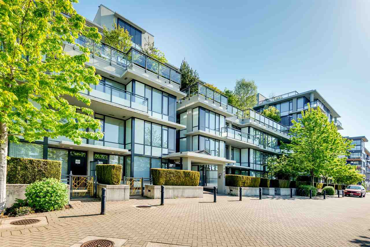 """Main Photo: 512 9009 CORNERSTONE Mews in Burnaby: Simon Fraser Univer. Condo for sale in """"THE HUB"""" (Burnaby North)  : MLS®# R2507886"""