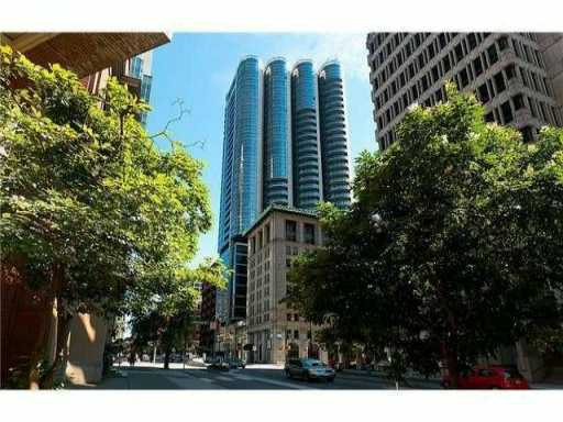 """Main Photo: 2504 838 W HASTINGS Street in Vancouver: Downtown VW Condo for sale in """"JAMESON HOUSE"""" (Vancouver West)  : MLS®# V988009"""