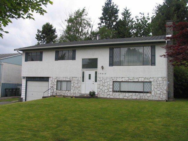 "Main Photo: 10215 127A ST in Surrey: Cedar Hills House for sale in ""Cedar Hills"" (North Surrey)  : MLS®# F1312377"