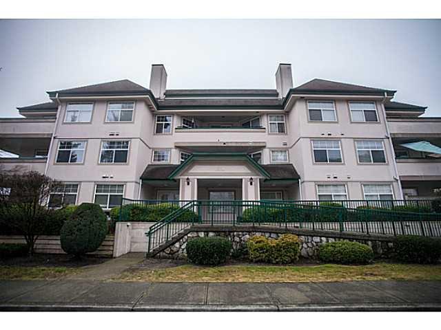 Main Photo: # 207 1618 GRANT AV in Port Coquitlam: Glenwood PQ Condo for sale : MLS®# V1041028