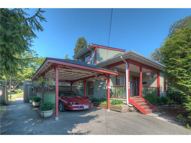 Main Photo: 223 Manitoba in New Westminster: Queens Park House  : MLS®# V1085735