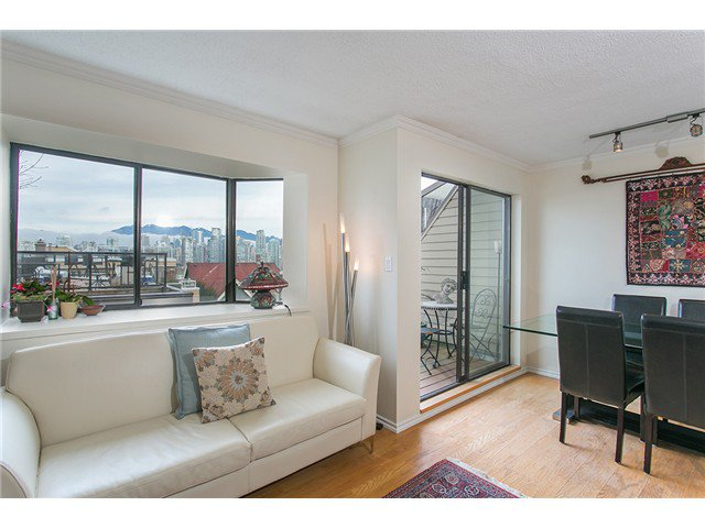 Main Photo: # 6 1263 W 8TH AV in Vancouver: Fairview VW Condo for sale (Vancouver West)  : MLS®# V1102831