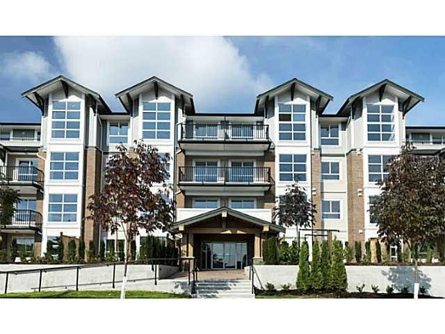 Main Photo: # 206 827 RODERICK AV in Coquitlam: Coquitlam West Condo for sale : MLS®# V1110132