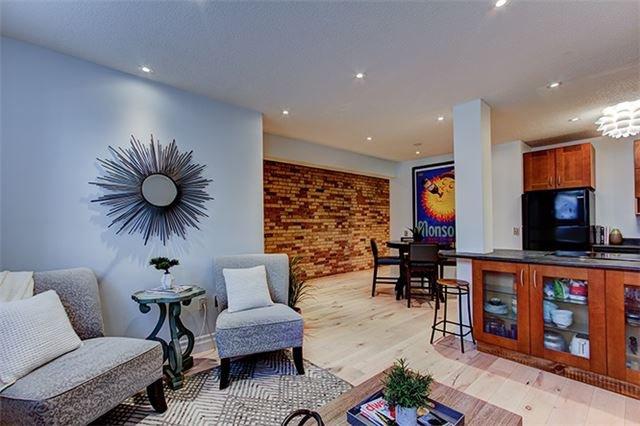 Main Photo: 98B Beverley St in Toronto: Kensington-Chinatown Condo for sale (Toronto C01)  : MLS®# C3706179