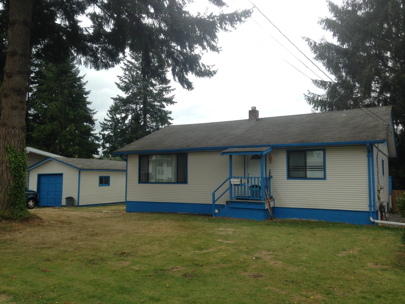 Main Photo: 2151 Wildwood St. in Abbotsford: Central Abbotsford House for rent