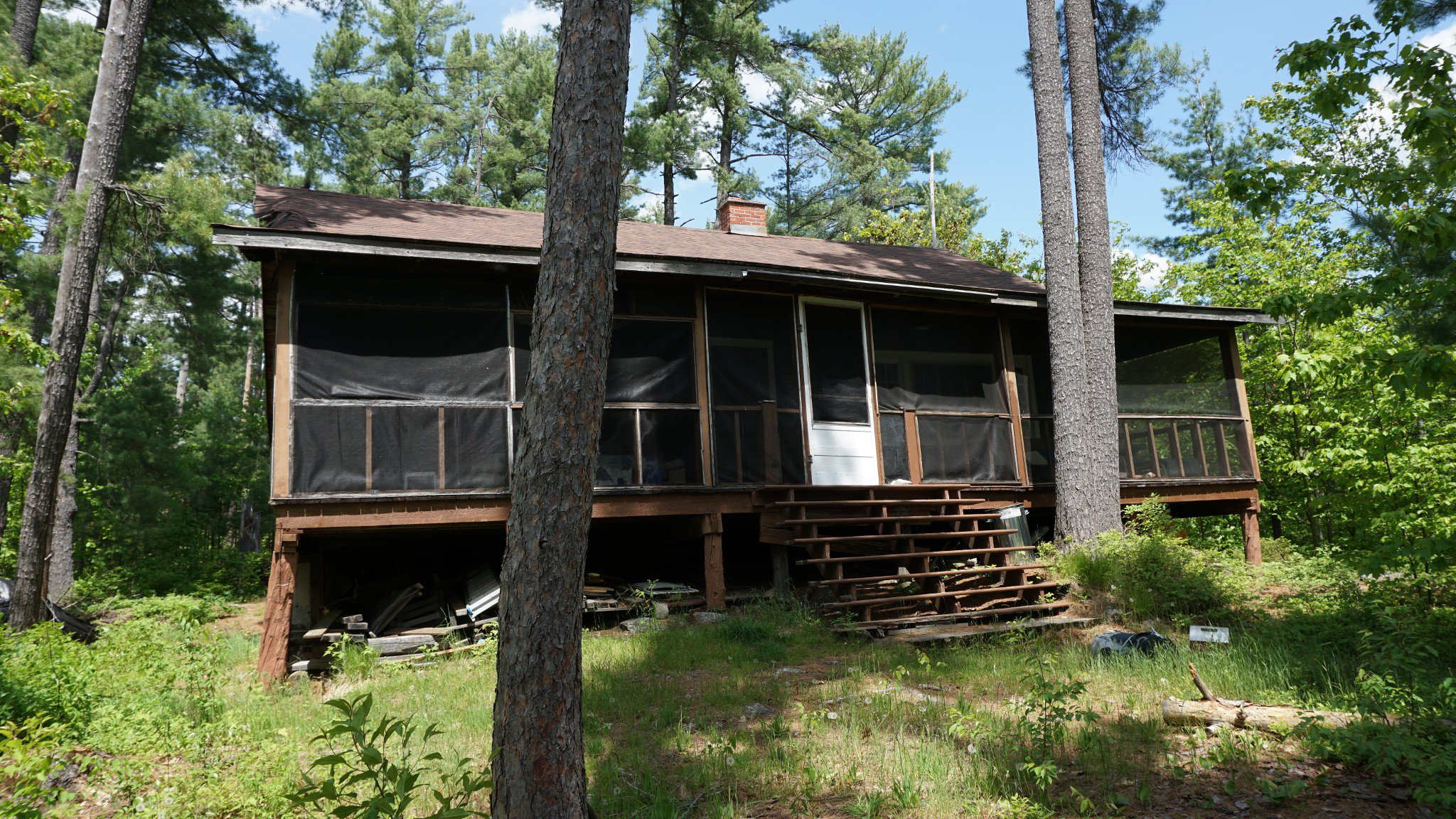 Main Photo: Algonquin Park in Township of Stratton, District of Nippissing: Achray Station Recreational for sale (Algonquin Park)  : MLS®# 1156653