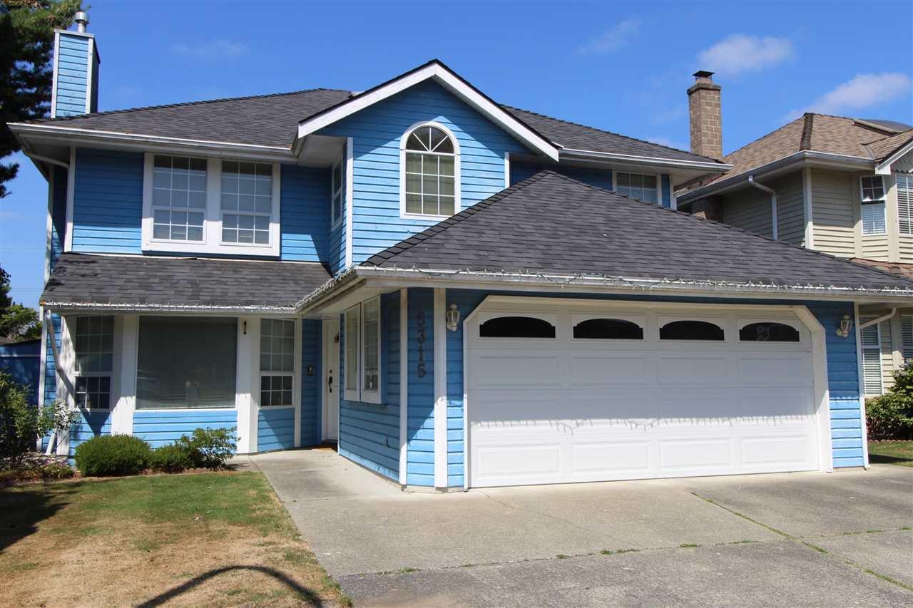 Main Photo: 5315 LACKNER CRESCENT in Richmond: Lackner House for sale : MLS®# R2320627