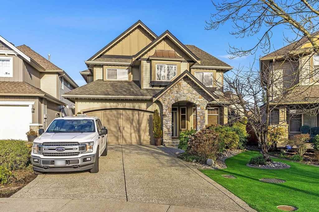 Main Photo: 7178 197B STREET in Langley: Willoughby Heights House for sale : MLS®# R2436272