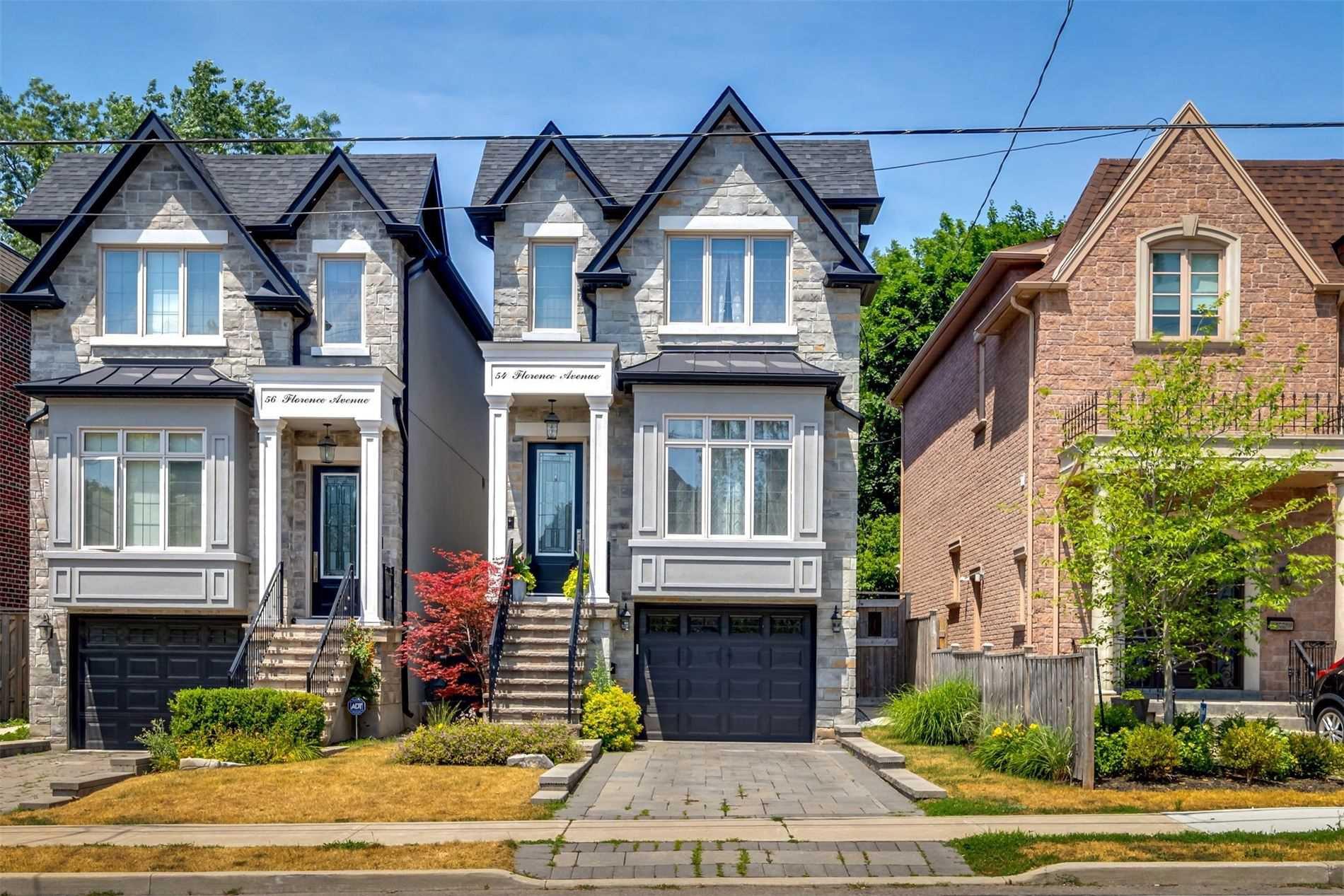 Main Photo: 54 Florence Avenue in Toronto: Lansing-Westgate House (2-Storey) for lease (Toronto C07)  : MLS®# C4838223