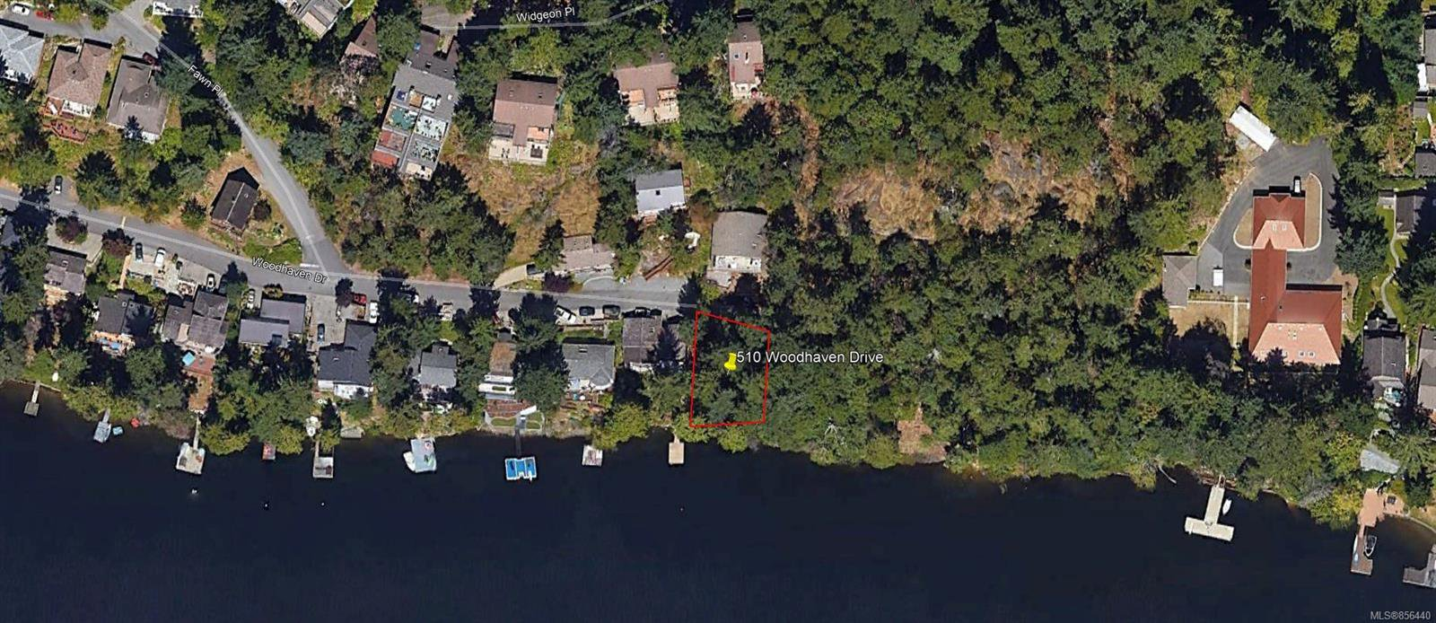 Main Photo: 510 Woodhaven Dr in : Na Uplands Land for sale (Nanaimo)  : MLS®# 856440